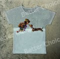 T-shirt Dachshund Winter